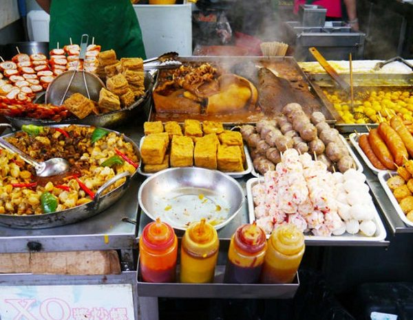 Ẩm thực Hongkong