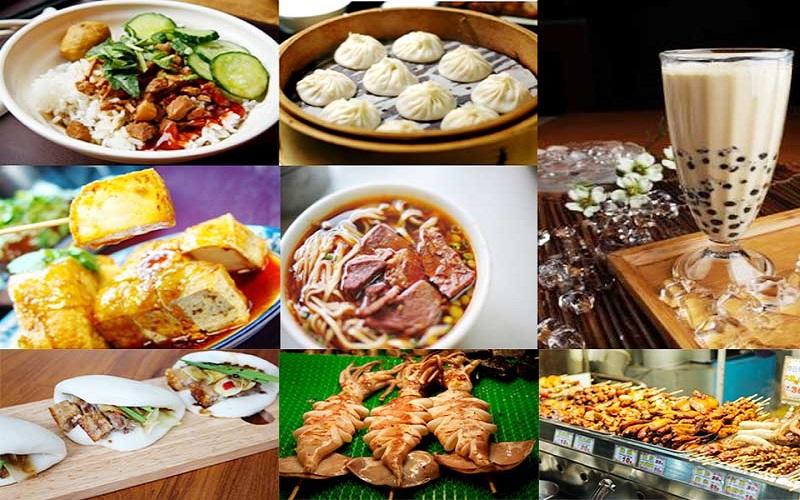 Du lịch Đài Loan - Khám phá nền ẩm thực phong phú