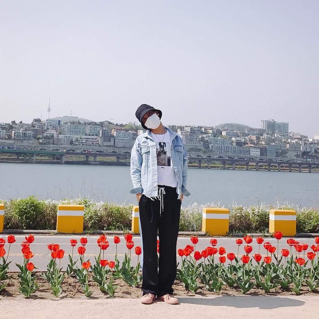 Sông Hàn nổi tiếng với mọi khách du lịch Hàn Quốc