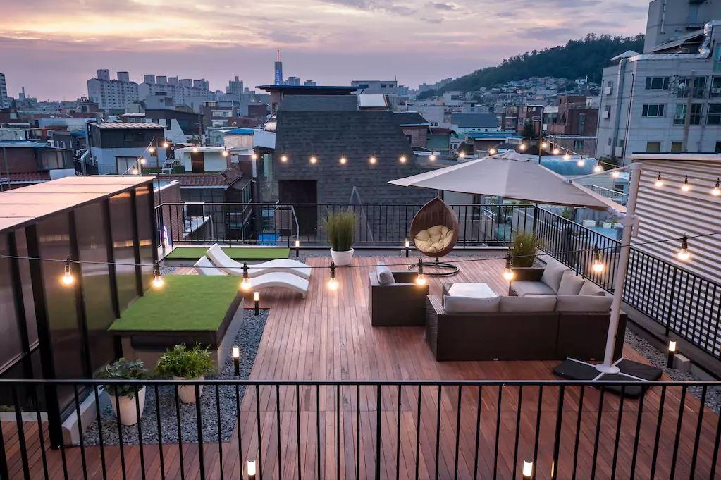 Thuê Airbnb giá rẻ cho tour du lịch Hàn Quốc cực tiện lợi