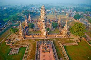Tour Thái Lan – Khám phá những ngôi chùa nổi tiếng và lộng lẫy ở Thái