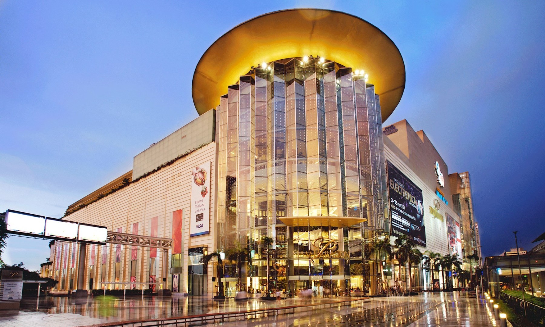 Siam Paragon - nơi mua sắm Thái Lan được yêu thích