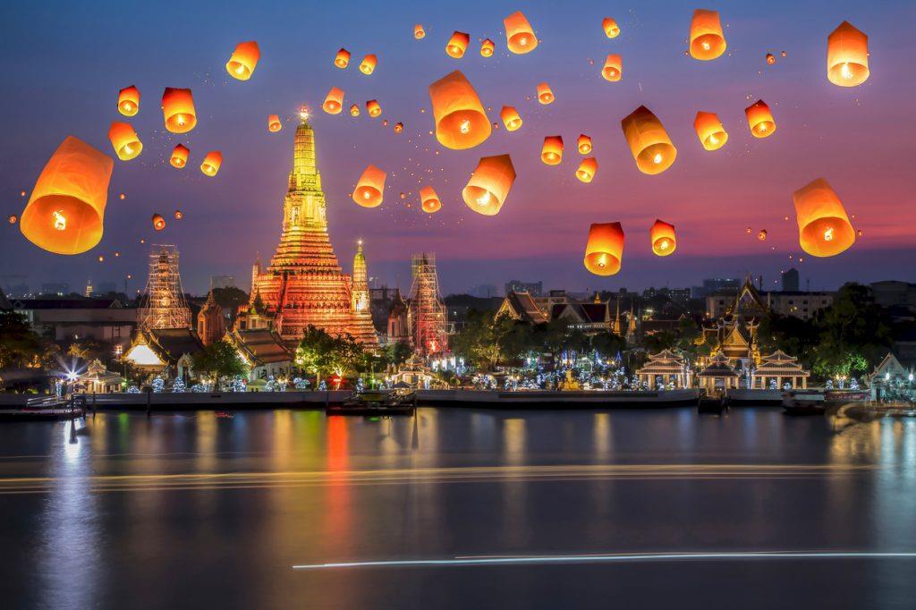 du lịch Thái Lan giá rẻ với nhiều điểm đến chờ chúng ta khám phá