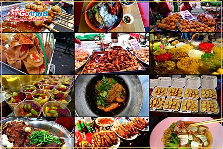 Chi phí ăn uống tại Thái Lan
