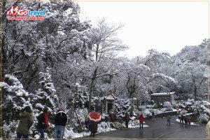 Du lịch Đài Loan mùa đông