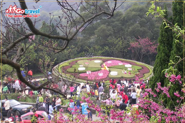 Du lịch Đài Loan mùa xuân