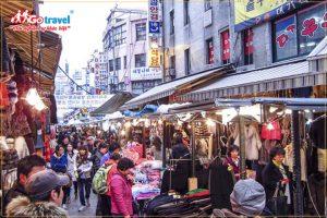 Du lịch Hàn Quốc mua gì làm quà?