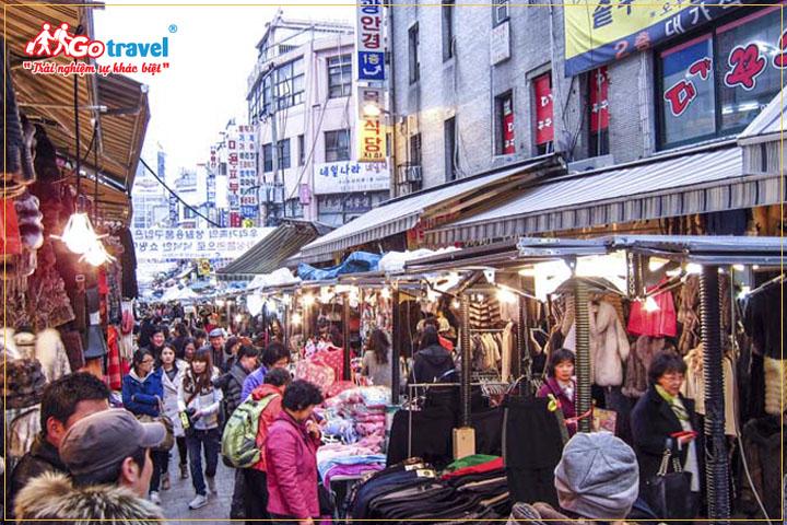 Du lịch Hàn Quốc mua gì làm quà