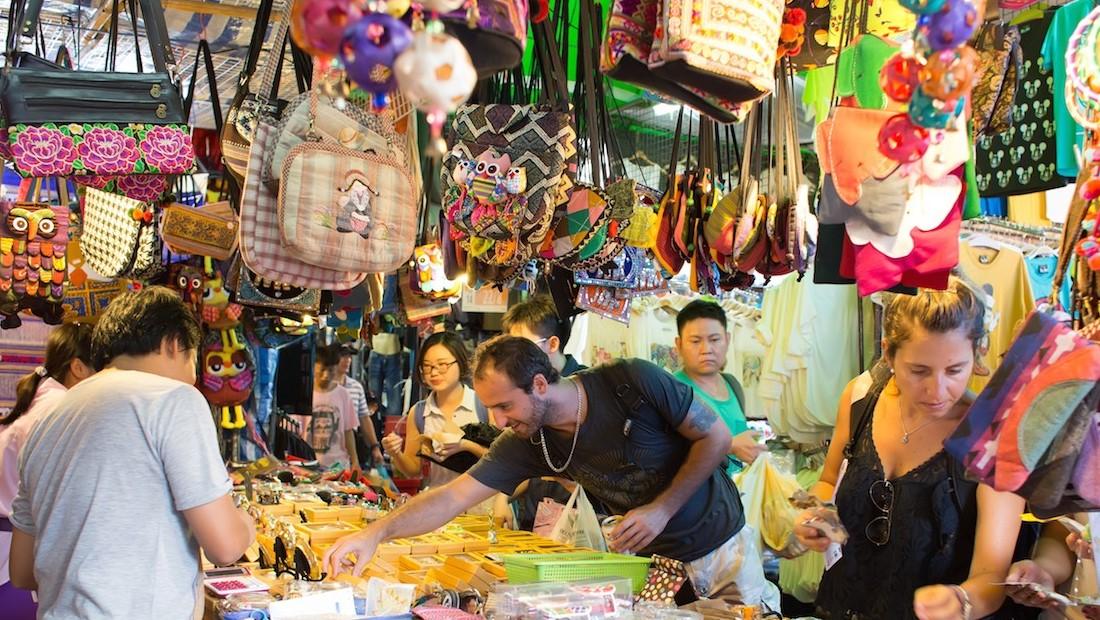 Mua quà gì khi đi du lịch Thái Lan