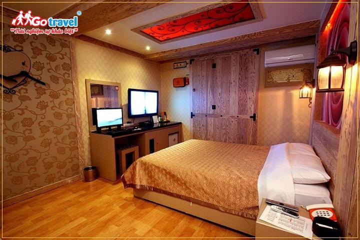 Khách sạn cho khách du lịch Hàn Quốc