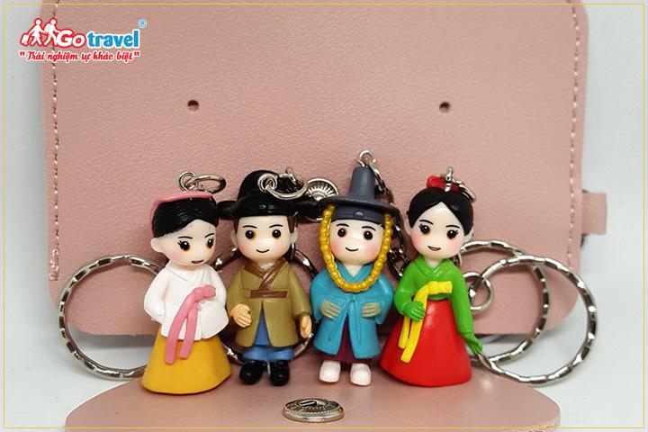 Móc khóa Hàn Quốc