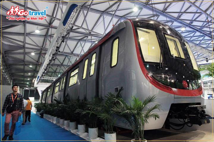 Phương tiện di chuyển tại Trung Quốc
