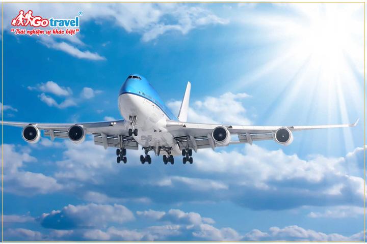 Vé máy bay từ Việt Nam sang Trung Quốc dao động từ 7 đến 9 triệu