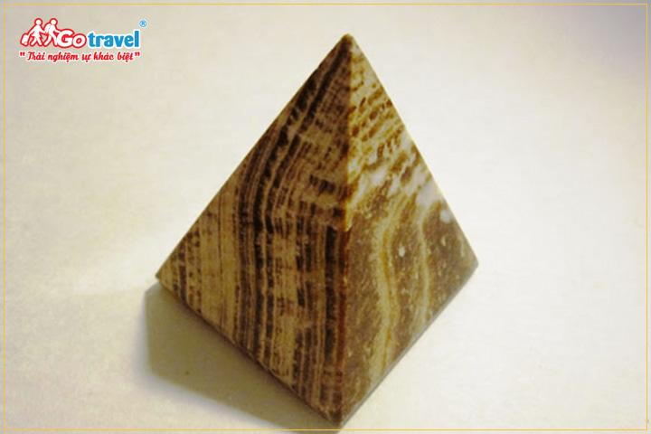 Con dấu bằng đá Aragonit