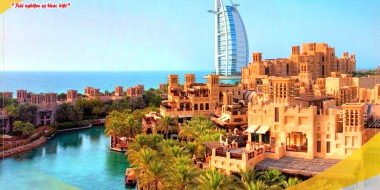 TOUR DU LỊCH DUBAI 6 NGÀY 5 ĐÊM TRỌN GÓI